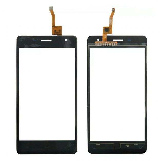 Сенсорный экран (тачскрин) Oukitel K4000 Pro black
