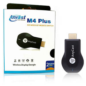 Hdmi беспроводной адаптер AnyCast M4 plus 149963