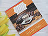 Тетрадь школьная в клеточку 18 листов Лидер, Горячий шоколад, фото 2