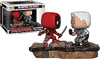 Фигурка Funko Pop Marvel Comic Moments Deadpool vs Cable Vinyl Figure Дэдпул против Кэйбла SKL38-222423