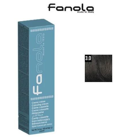 Fanola, крем-краска для волос,100мл