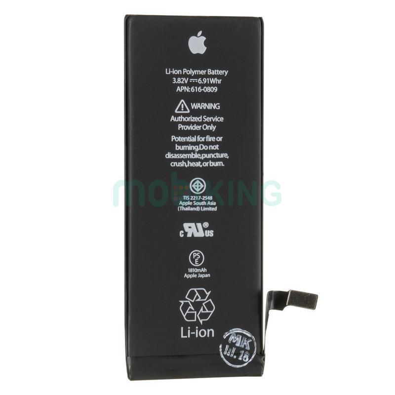 Оригинальна батарея на iPhone 6 (1800 mAh) аккумулятор для смартфона.