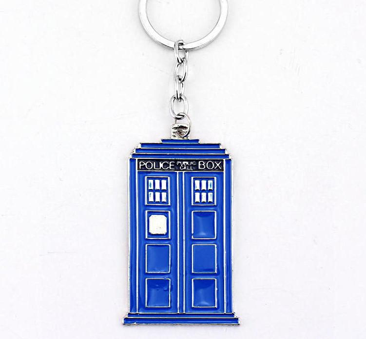 Брелок GeekLand Тардис Доктор Кто Tardis Doctor Who DW 20.6