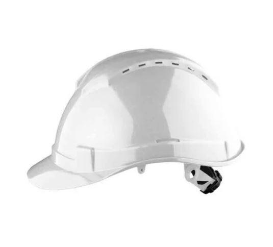 Каска защитная строительная SIZAM, SAFE-GUARD 2120 белая
