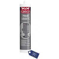 Герметик устойчивый к высоким температурам CASCO HEAT  300 ml
