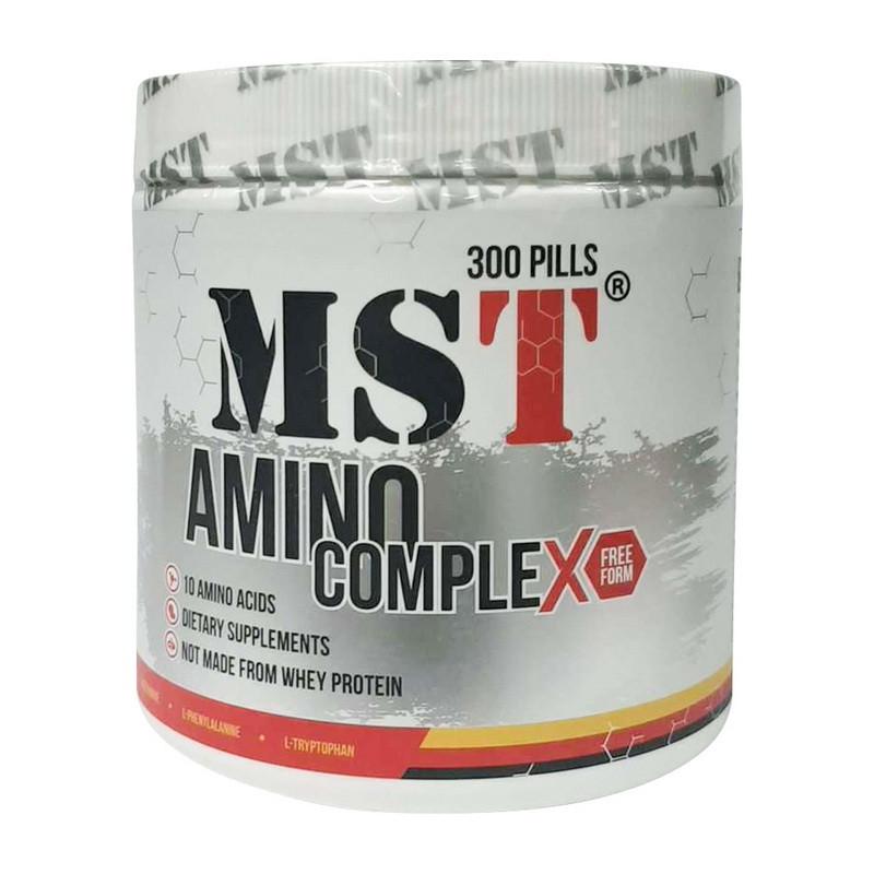 Аминокислоты MST Amino Complex 300 pills