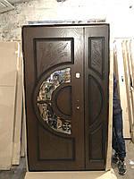Двері вхідні полімерні
