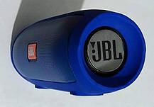 """Портативна Bluetooth колонка """"JBL CHARGE MINI 3"""" Waterproof Blue, фото 2"""