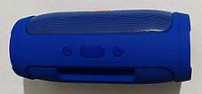 """Портативна Bluetooth колонка """"JBL CHARGE MINI 3"""" Waterproof Blue, фото 3"""
