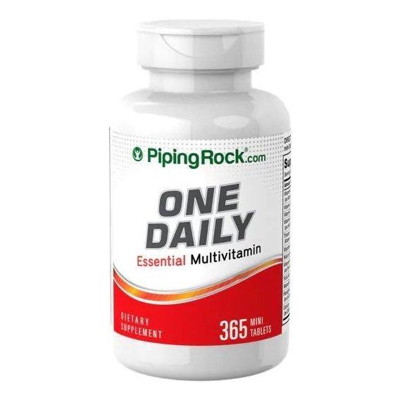 Витамины Piping Rock One Daily Essential Multi 365 таблеток