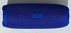 """Портативна Bluetooth колонка """"JBL CHARGE 3"""" Waterproof Blue, фото 3"""