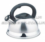 Чайник металл свистящий 3л EDENBERG EB-1347