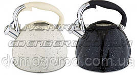 Чайника металл свистящий 3л EDENBERG EB-1904