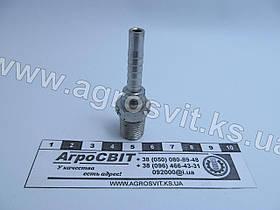 """Штуцер AGR-K 1/4""""-19  (под шланг dу=06 мм.)"""