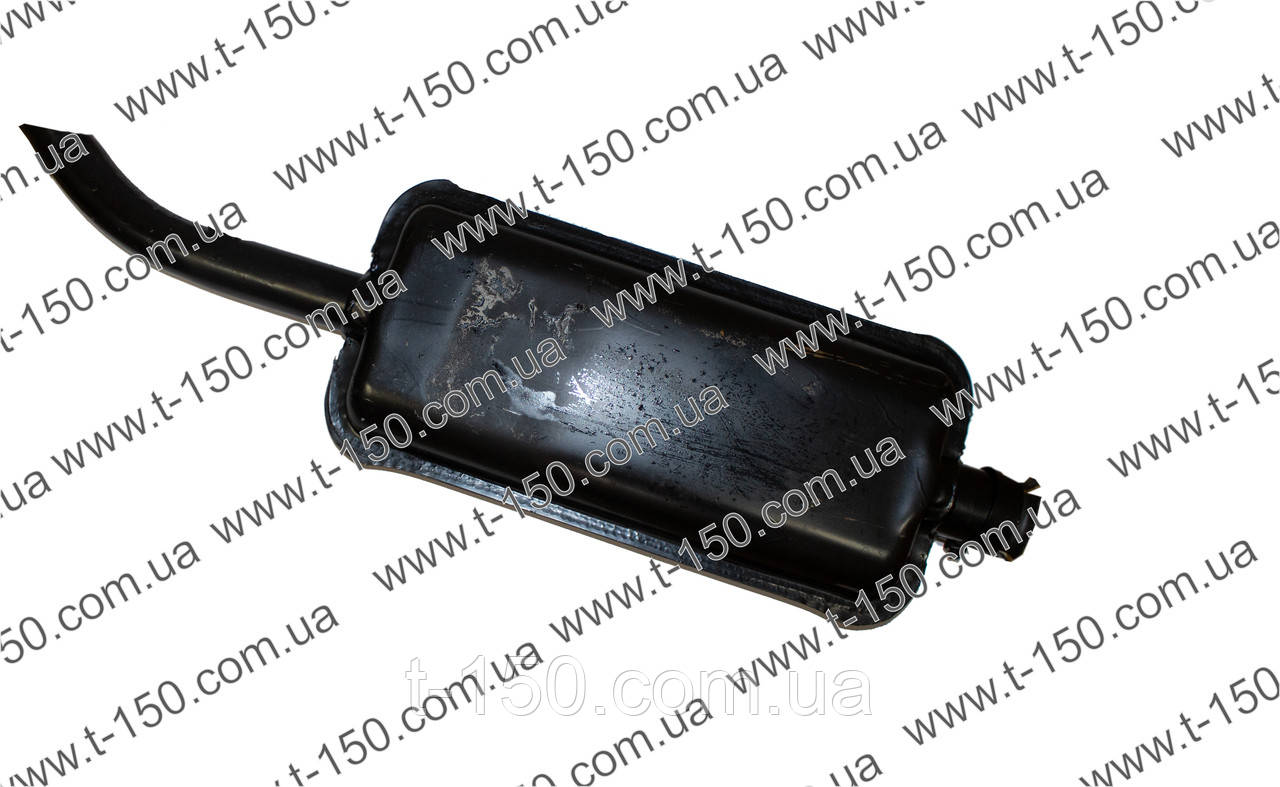 Глушитель МТЗ короткий (60-1205015)