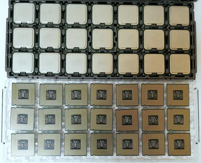 CPU intel q8200