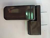 Петля дверная ELEPHANT Junior коричнева 17-20 мм для оконной створки/дверей ПВХ