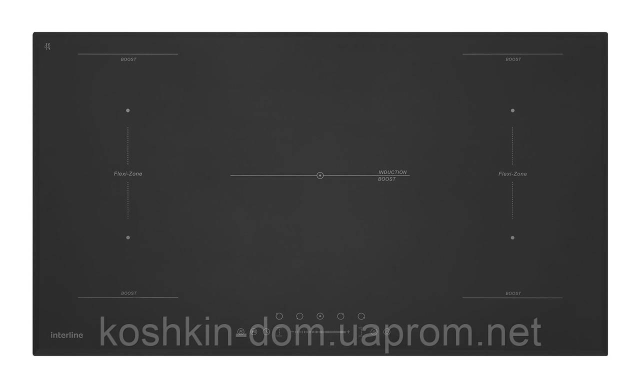 Варочная индукционная поверхность HIV 988 SFB BA Interline