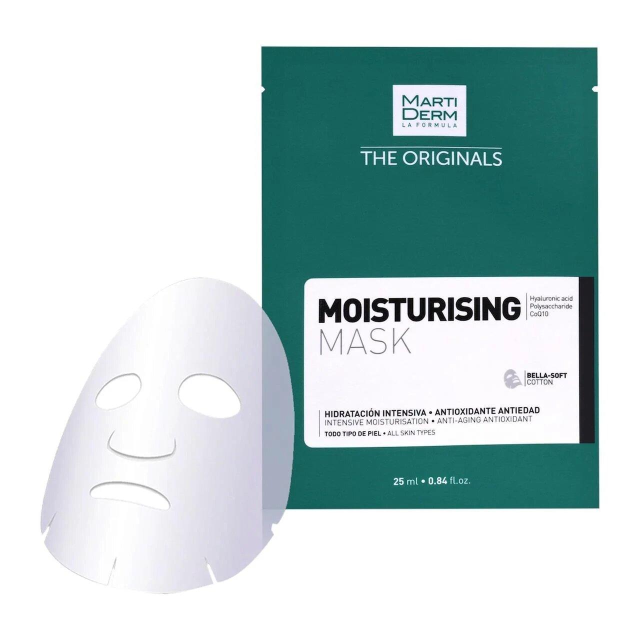 Martiderm Moisturising Mask / Марти Дерм Увлажняющая Маска — в Категории