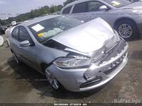 Разборка Dodge Dart 2013 VIN: 1C3CDFBA9DD267702