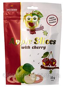 Фруктовые слайсы с вишневым соком Apple Slices, 33 г