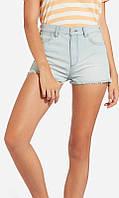 Шорты джинсовые Wrangler The Shorts Regular Fit (W27XVA243) Голубой S-00