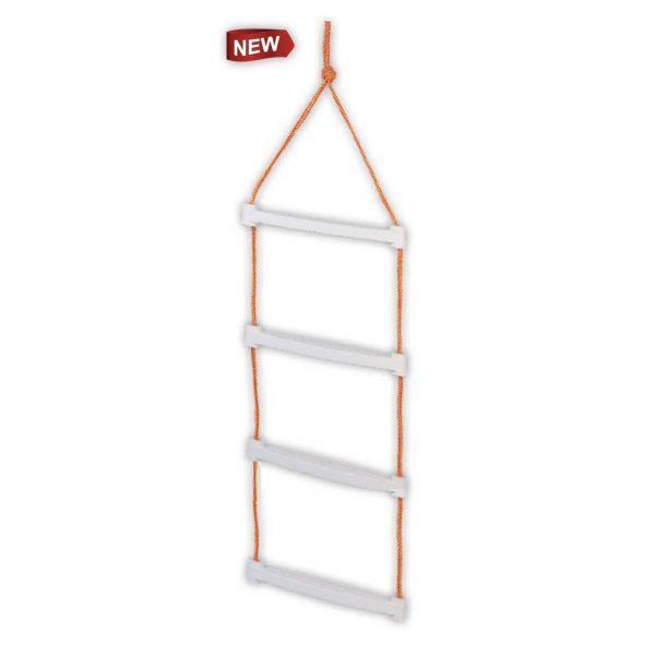 Веревочная лестница (трап) 4 ступени, италия, lalizas 50044