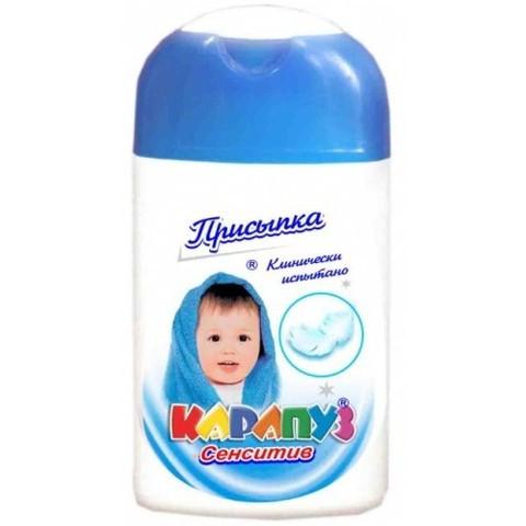 Присыпка детская Карапуз сенситив, 50 г
