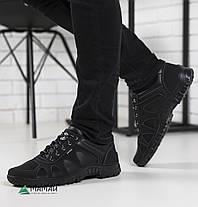 Мужские кроссовки с прошитой подошвой, фото 3