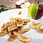 Ломтики яблочные сушеные Apple Pieces, 100 г, фото 3