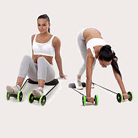 Тренажер для всього тіла, преса, ніг, сідниць Revoflex Xtreme Premium