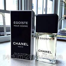 Мужской одеколон Шанель Эгоист пур хом Chanel Egoiste pour homme 100 ml EDT (реплика) парфюм духи аромат