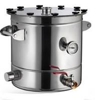 Сусловарочный котел AquaGradus Универсал - объем 50 литров (на болтовом соединении)