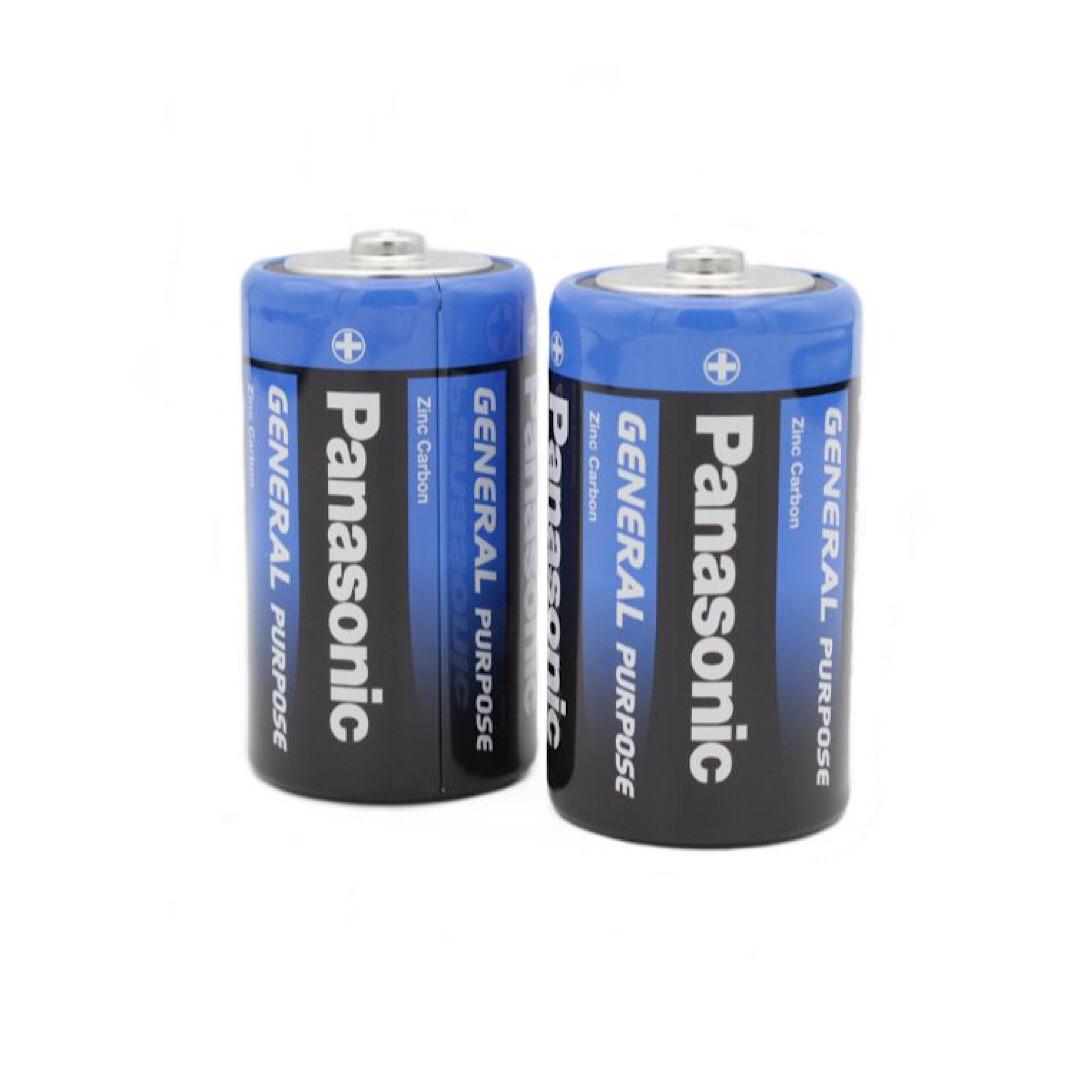 Батарейки R20 Panasonic