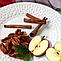 Ломтики яблочные сушеные с корицей Apple Pieces, 100 г, фото 3