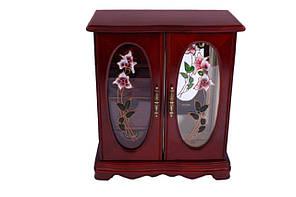 Шкафчик-шкатулка для украшений King Wood (JF-K5194C)