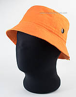 Яркая летняя панама Sport пирсинг апельсин