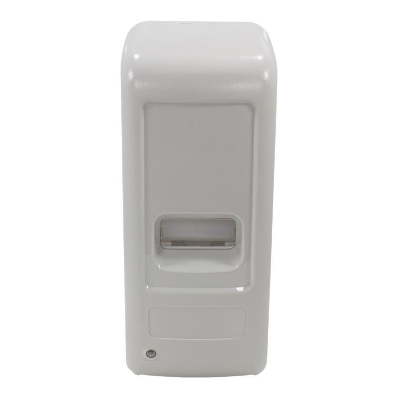 Диспенсер для антисептика Lesko AYT-699 White автоматический стационарный с резервуаром 1000мл дозатор
