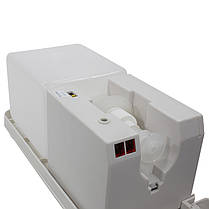 Диспенсер для антисептика Lesko AYT-699 White автоматический стационарный с резервуаром 1000мл дозатор, фото 2