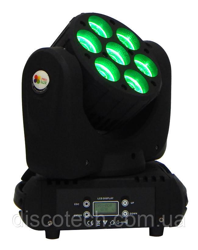Голова LED LUX LED 712 RGBW 4-в-1