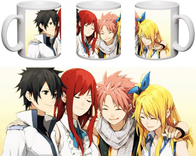 Кружка чашка  Fairy Tail