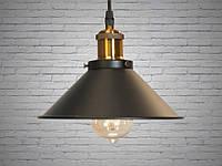 Светильник подвесной в стиле LOFT D6855-210-bk