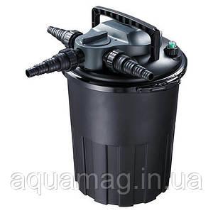 Напорный фильтр Jebao CBF-15000 с обратной промывкой, для пруда, водопада, водоема, каскада