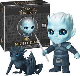 Фигурка Funko 5 Star Game of Thrones Night King Игра престолов Ночной Король SKL38-222191