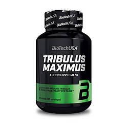 Тестостероновый бустер BioTech USA Tribulus Maximus 1500mg 90 tab