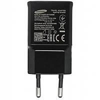 Сетевое зарядное устройство  Samsung EP-TA20EWE сетевой адаптер питания (1USB/2A) черный