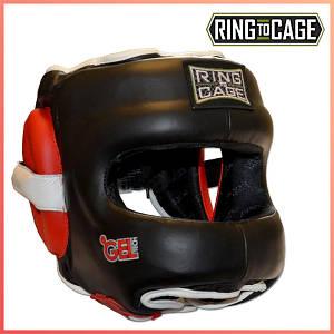 Безконтактний боксерський шолом RING TO CAGE GelTech RC50FSR2