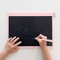 "Детский планшет для рисования Xiaomi Jiqidao Smart Small Children Writing 13.5"" розовый (XHB01JQD)"