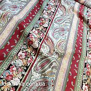 56017 Орнамент Винтаж. Ткань для шитья и рукоделия и декора. Натуральный хлопок., фото 2