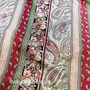 56017 Орнамент Винтаж. Ткань для шитья и рукоделия и декора. Натуральный хлопок., фото 3